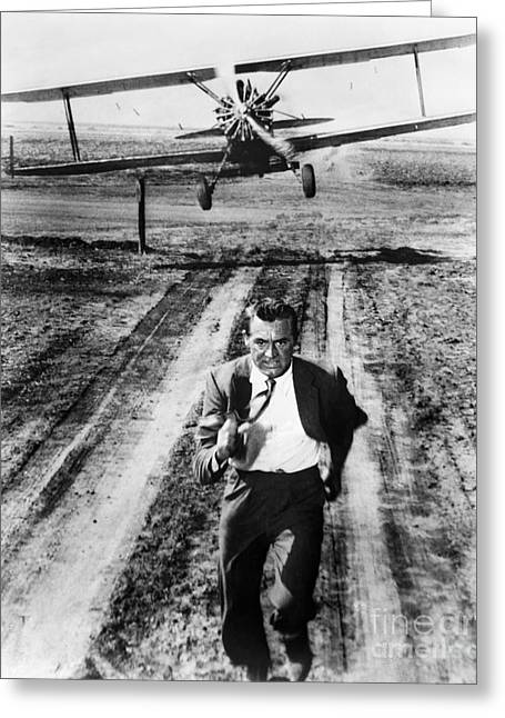 North By Northwest Greeting Card by Granger