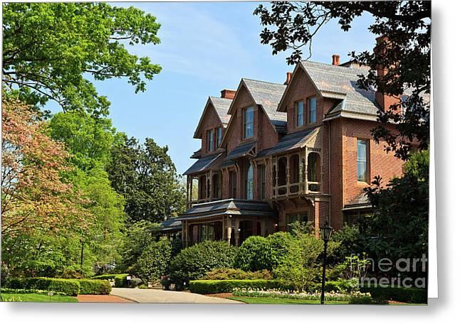 North Carolina Executive Mansion Greeting Card