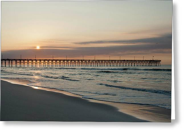 North Carolina Sunrise Greeting Card
