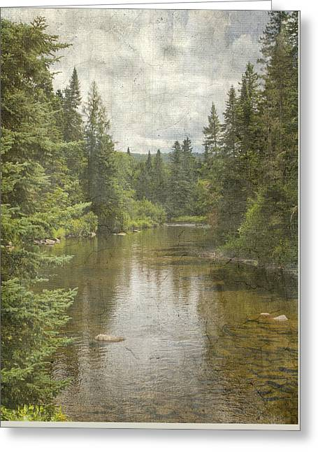 North Country  Greeting Card