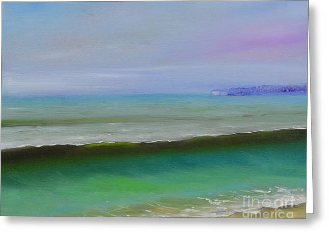 North To Dana Point Greeting Card