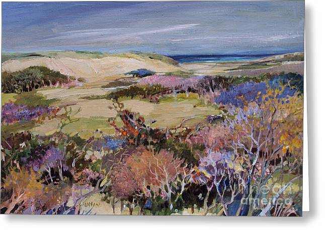 North Truro Dune Greeting Card