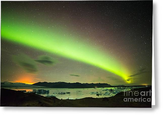 Northern Lights 6 Greeting Card