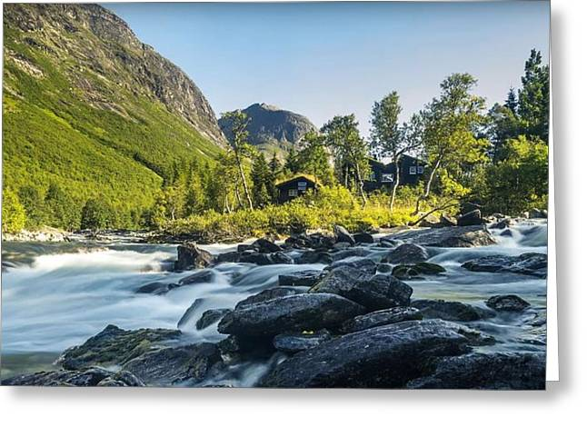 Norway II Greeting Card