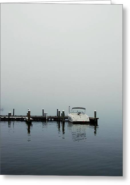 Not Today - Jersey Shore Greeting Card by Angie Tirado