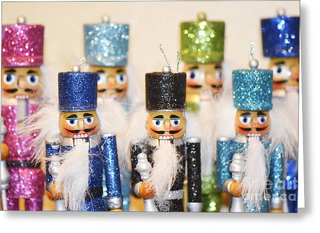 Nutcracker March Greeting Card