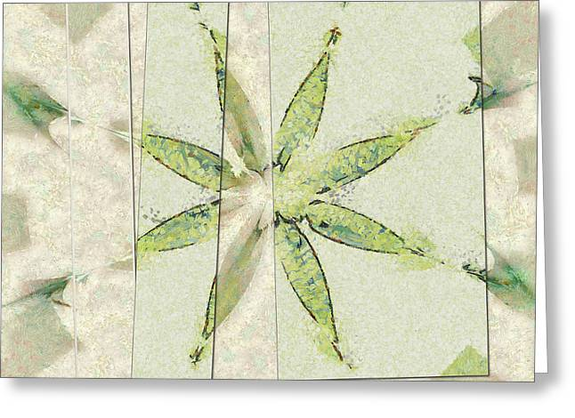 Nuttily Arrangement Flowers  Id 16164-032132-98001 Greeting Card by S Lurk