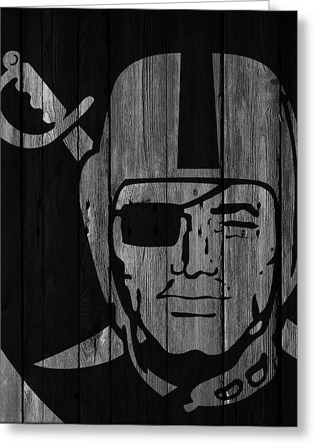 picture about Raiders Printable Schedule named Oakland Raiders Greeting Playing cards Good Artwork The united states