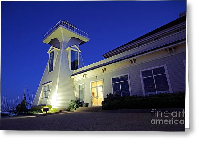 Oakville Lighthouse Greeting Card