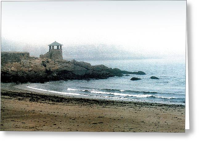 Observatory Point Greeting Card by Paul Sachtleben