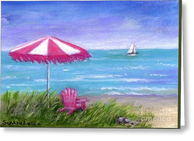 Ocean Breeze Greeting Card