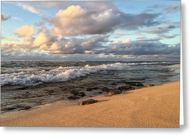 Ocean Calm Greeting Card