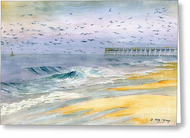 Ocean City Maryland Greeting Card