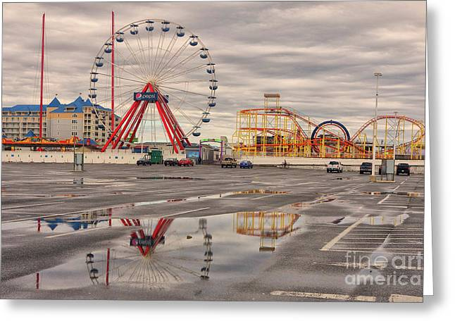 Ocean City Md 3 Greeting Card