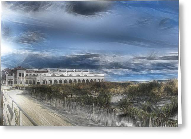 Ocean City Musicpier I Wuz There Greeting Card by Kevin  Sherf