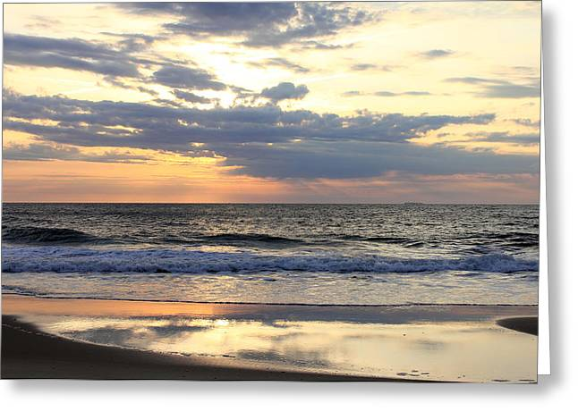Ocean Dawn Greeting Card