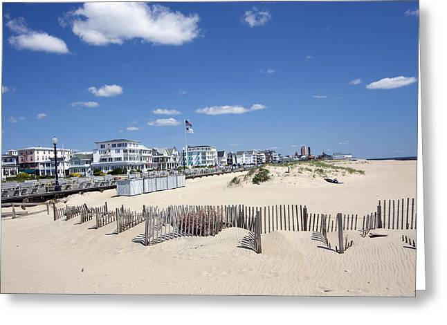 Ocean Grove Greeting Card