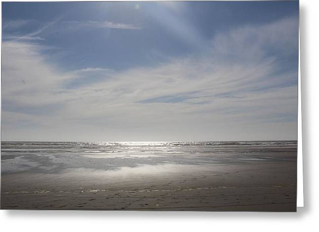 Ocean Shores Greeting Card