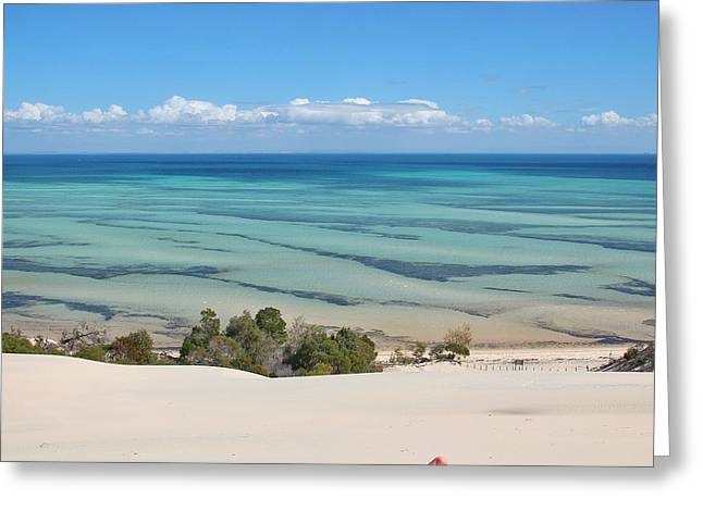 Ocean Views Greeting Card