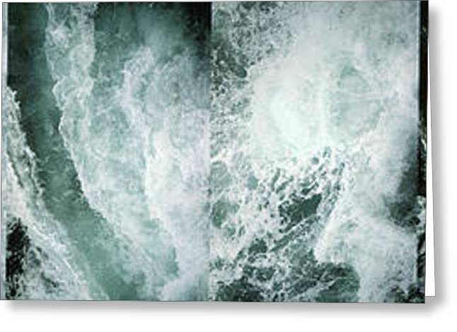 Ocean Waves - Ocean Waves - Ocean Waves.... Greeting Card