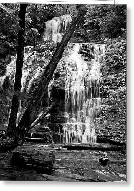 Oconee Station Falls IIi Greeting Card