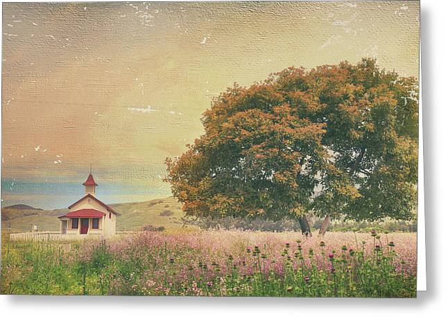 Of Days Gone By Greeting Card by Laurie Search