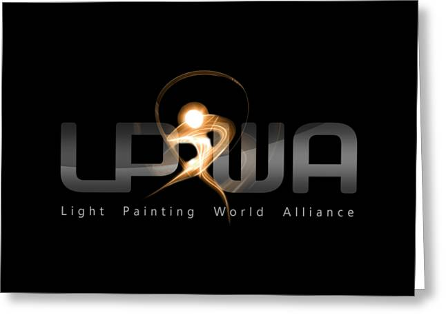 Official Lpwa Logo Greeting Card