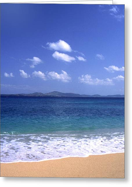 Okinawa Beach 8 Greeting Card by Curtis J Neeley Jr