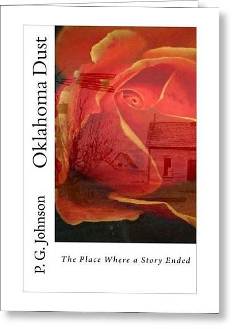 Oklahoma Dust Greeting Card