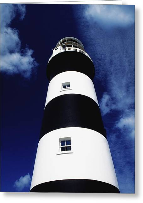 County Cork Greeting Cards - Old Head Of Kinsale, Kinsale, County Greeting Card by Richard Cummins