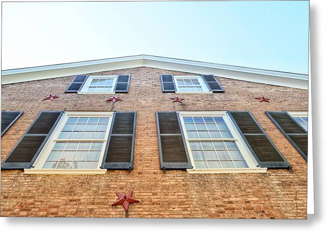 Old Hentucky Home  Greeting Card