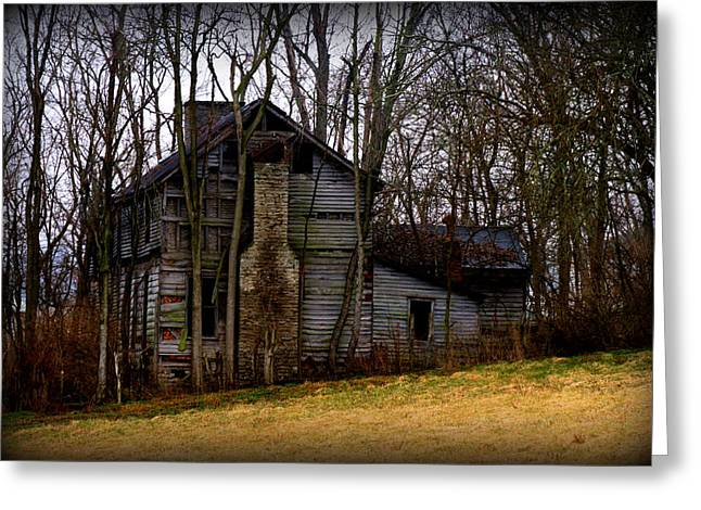 Old Kentucky Home Greeting Card