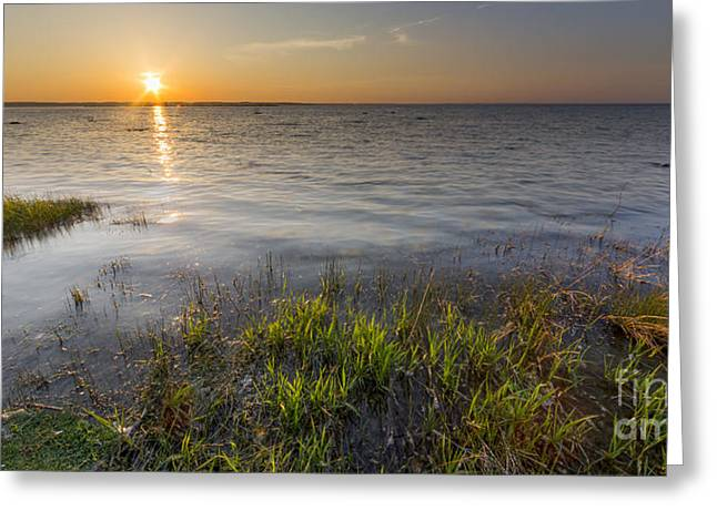 Old Mission Peninsula Shoreline Greeting Card