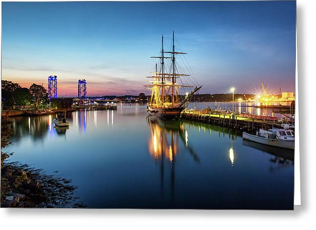 Oliver Hazard Perry Greeting Card