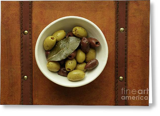Olives 1 Greeting Card