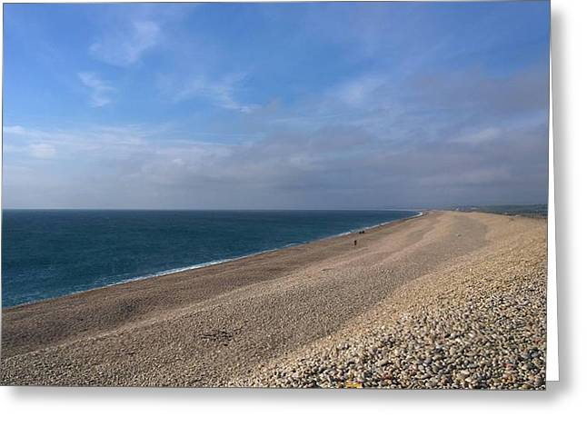 On Chesil Beach Greeting Card
