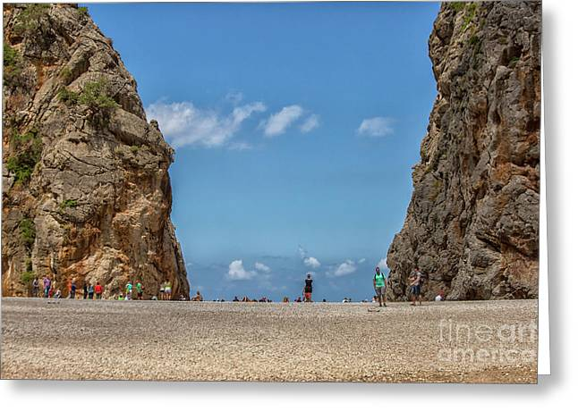 Rock bottom greeting cards page 2 of 13 fine art america on the beach greeting card m4hsunfo