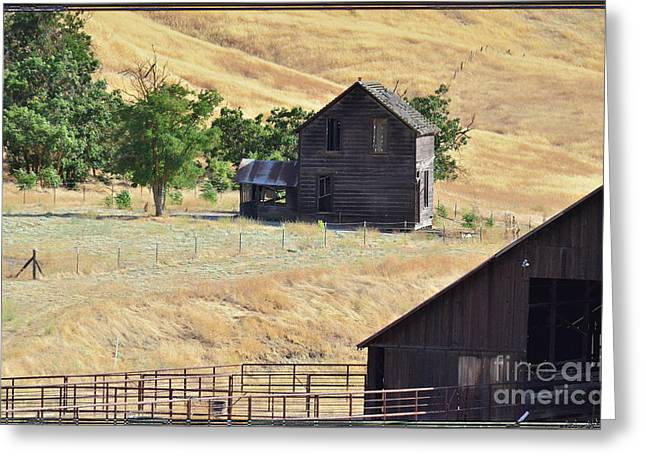 Once Upon A Homestead Greeting Card