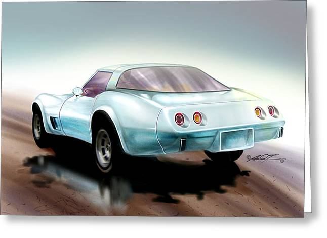 Once You Have Owned A Vette... Greeting Card