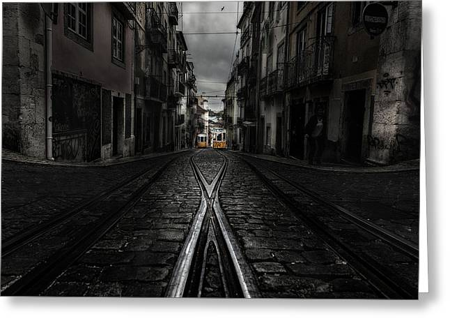 One Memory Greeting Card by Jorge Maia