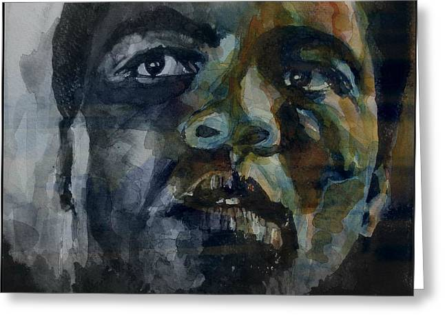 One Of A Kind  Greeting Card by Paul Lovering