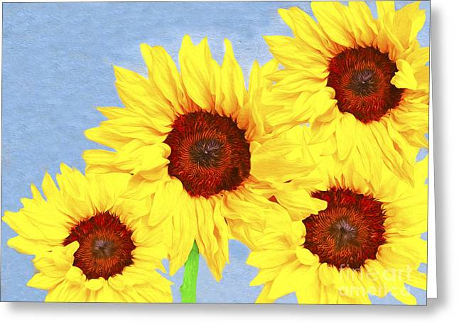 One Summer Day Greeting Card