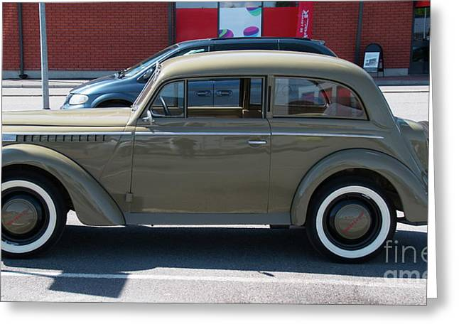 Opel 1947 Greeting Card
