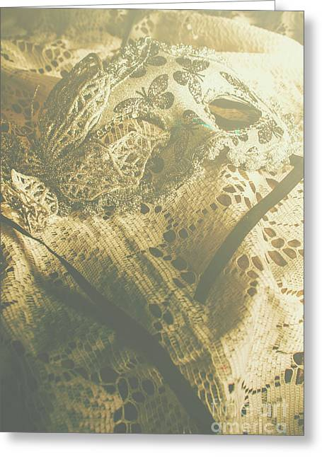 Operatic Art Greeting Card by Jorgo Photography - Wall Art Gallery