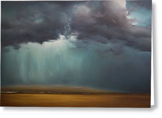 Opt.61.16 Storm Greeting Card