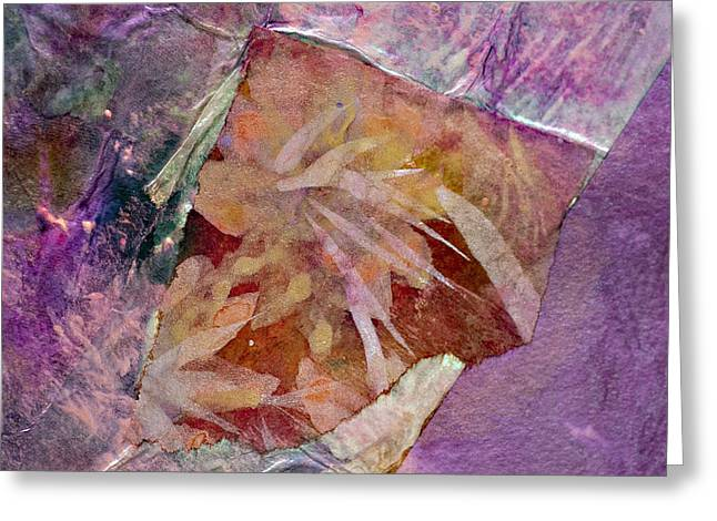 Designers Choice Mixed Media Greeting Cards - Orange-Blossom Orchid Greeting Card by Don  Wright