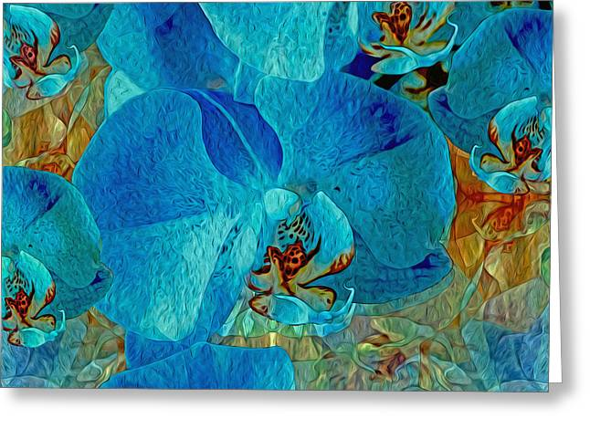 Orchid Reverie 10 Greeting Card
