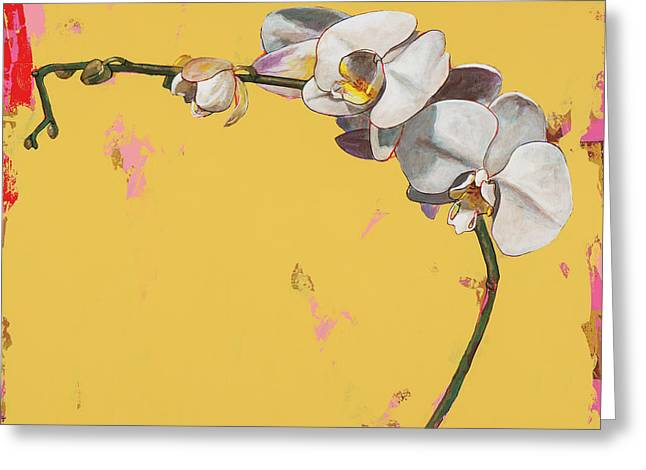 Orchids #3 Greeting Card