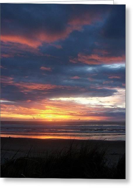 Oregon Coast 11 Greeting Card