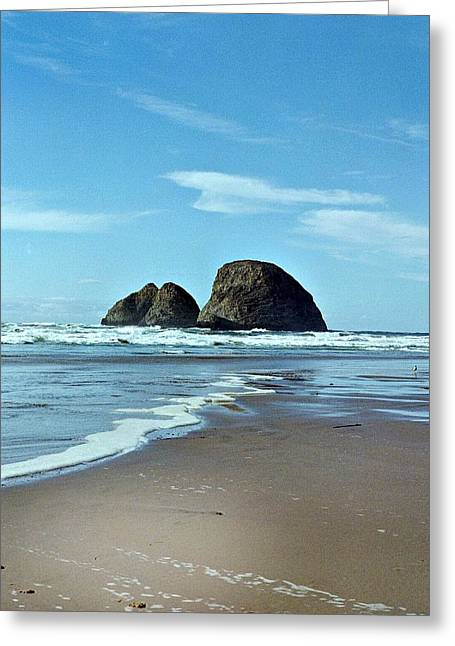 Oregon Coast 8 Greeting Card